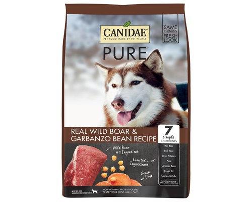 Canidae Pure Real Wild Boar & Garbanzo Bean