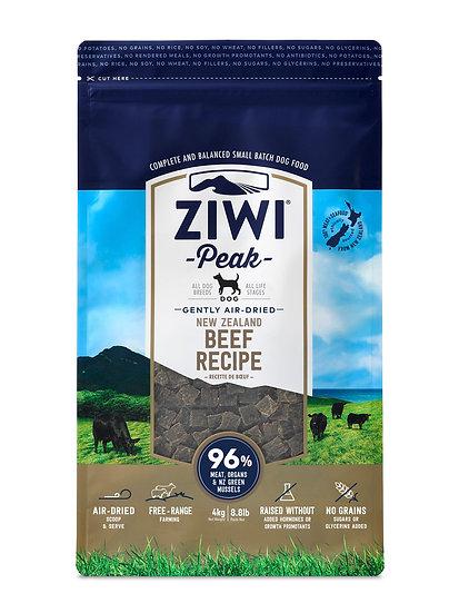 Ziwi Peak Dry Dog Food Beef