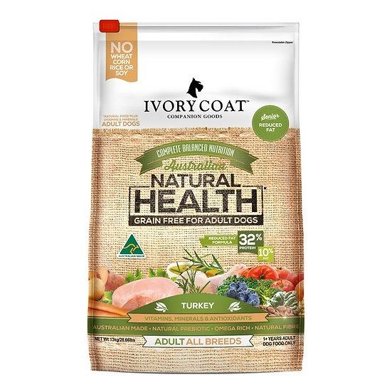 Ivory Coat Grain Free Reduced Fat Turkey