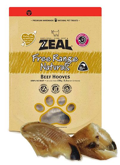 Zeal Free Natural Beef Hooves