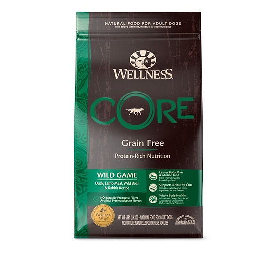 Wellness Core Wild Game
