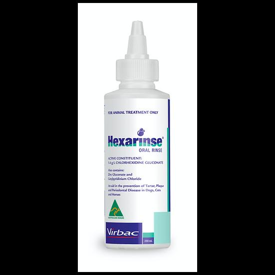 Virbac Hexarinse Oral Rinse