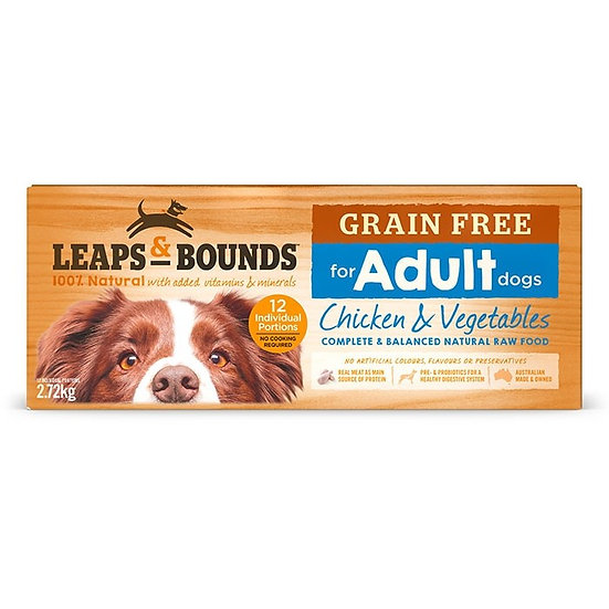 Leaps & Bounds Barf Chicken