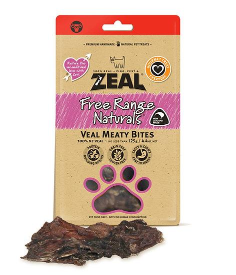 Zeal Free Range Naturals Veal Meaty Bites