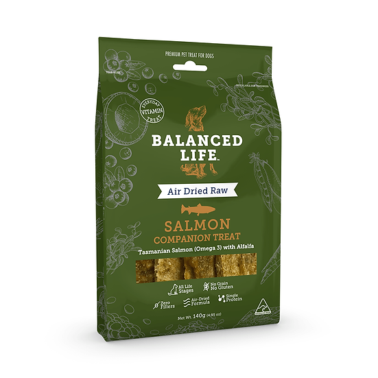 Balance Life Dog Treats Salmon