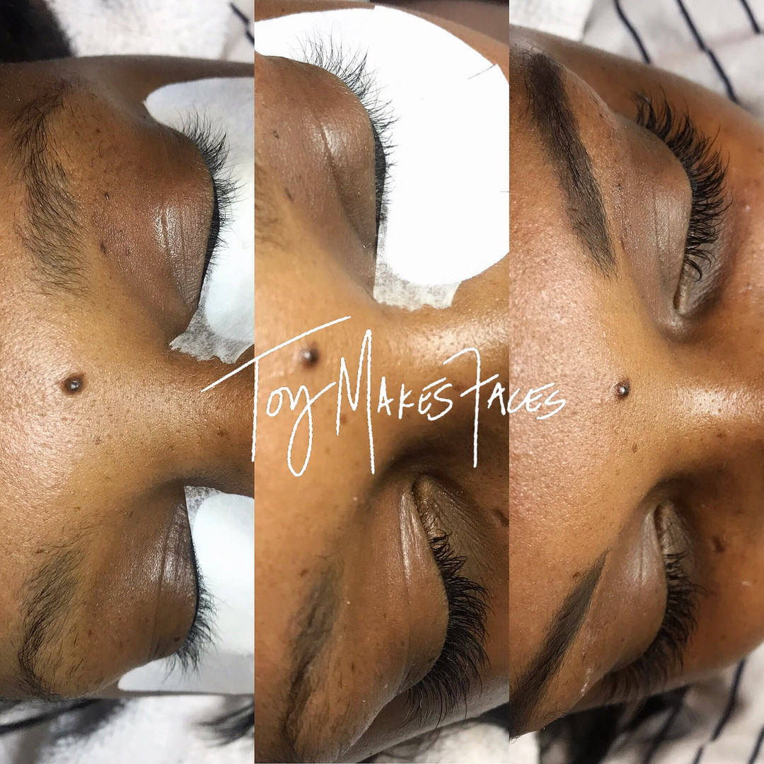 ToyMakesFaces, Mink Lash Extensions, SEO, Certified Lash Artist, Licensed Esthetician, Classic Lashes, Hybrid Lashes, Volume Lashes, Lash Extensions