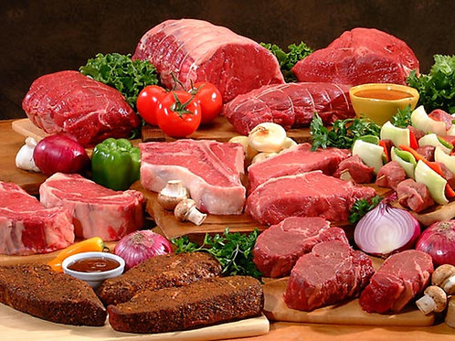 CSA Half Share- Beef & Pork