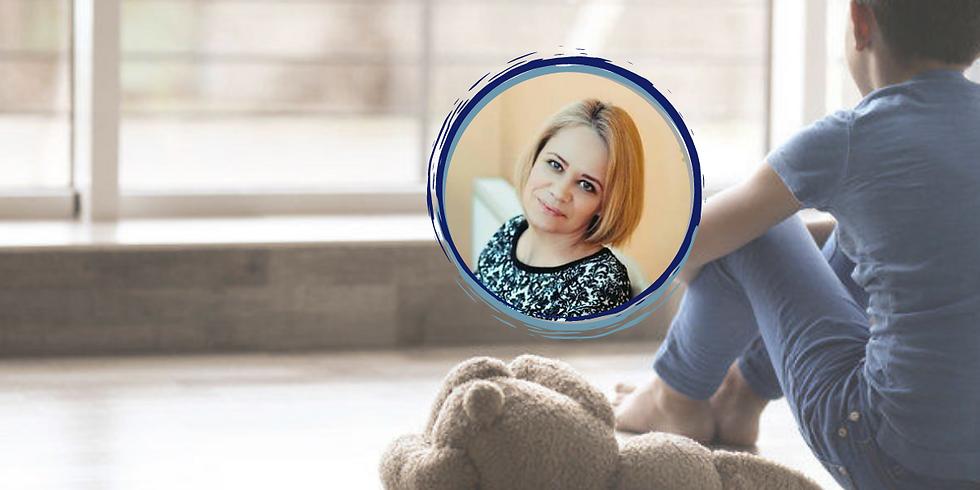 Работа с детьми-аутистами и их родителями - учебно-терапевтическая группа  (с Викторией Варга) Ужгород