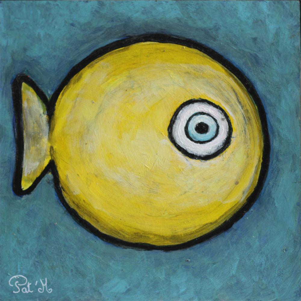 Психологические притчи - притча про рыбу