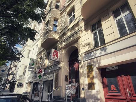 Фриц Перлз в Берлине. Часть 2