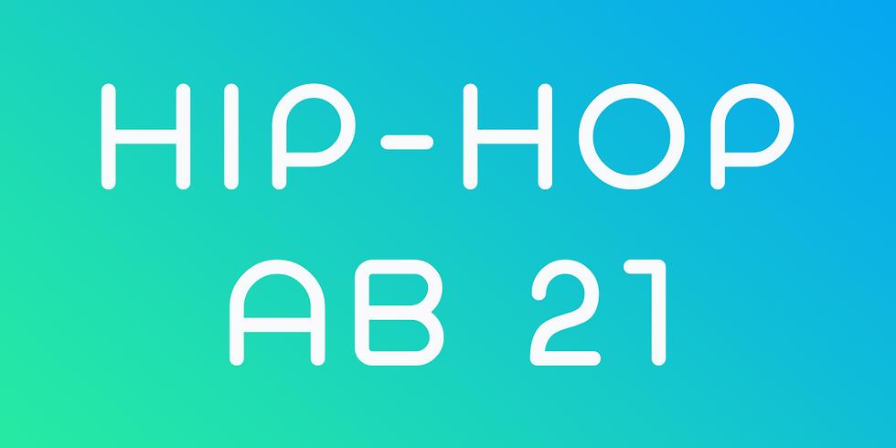 Hip-Hop ab 21