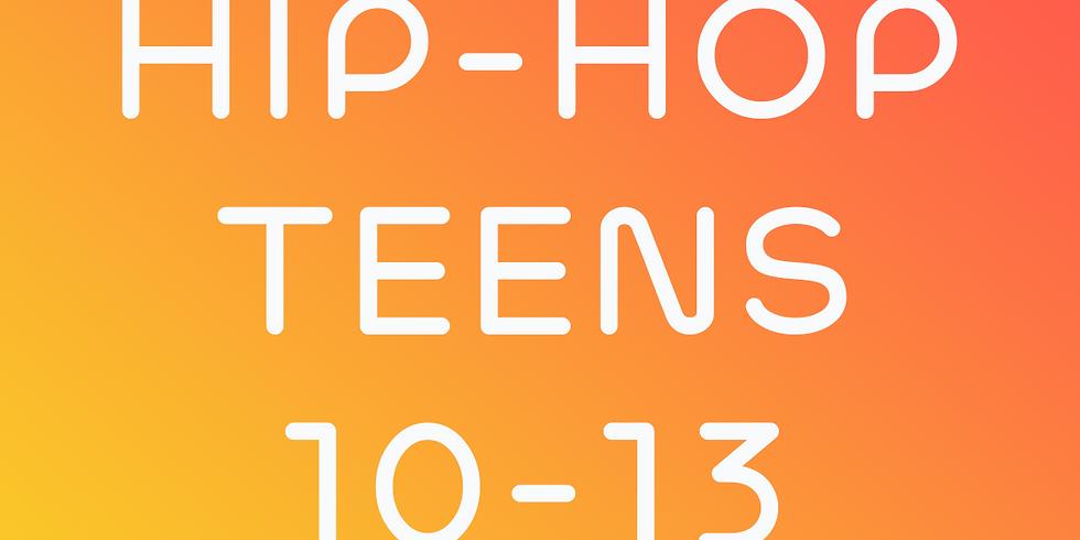 Hip-Hop 10 - 13