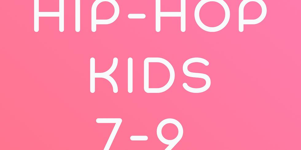 Hip-Hop Kids 7 - 9