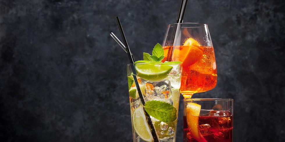 Mix it! 2.0 Deine Online-Cocktail-Party