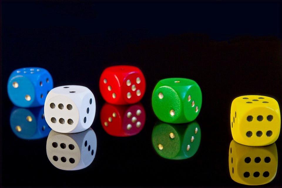 Cube, Gambling, Fantasy Sports