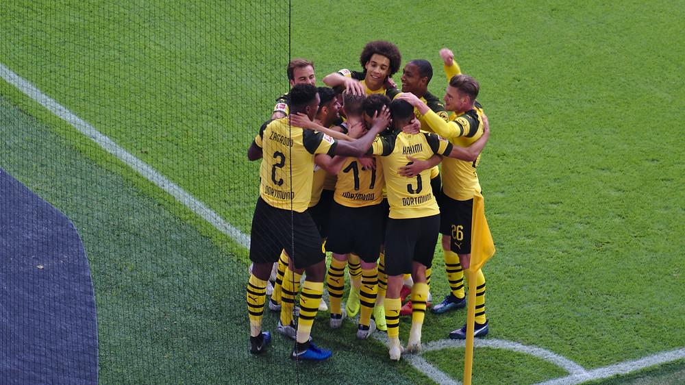 Dortmund; FFP; Manchester City; UEFA