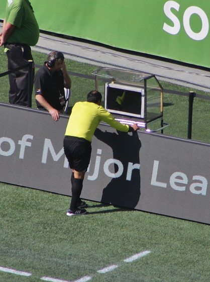 VIDEO ASSISTANT REFEREE: IS IT REDUCING OR INCREASING CONTROVERSY