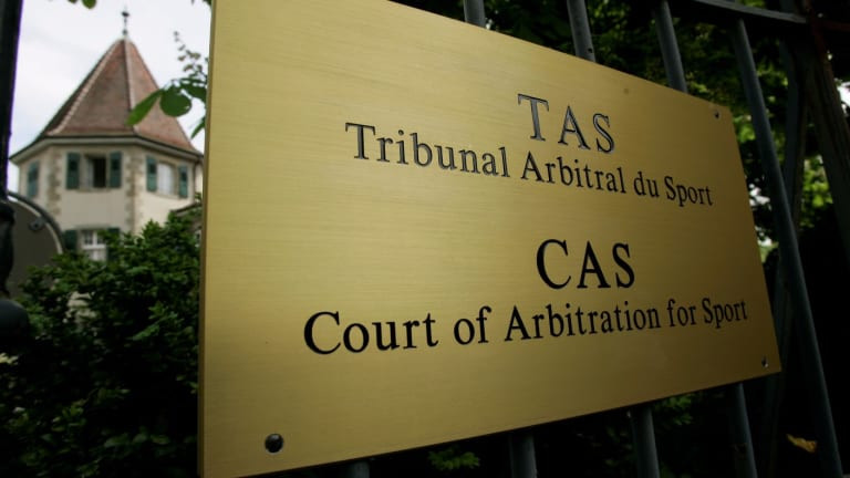 FIFA; CAS; Court; Arbitration; Sport