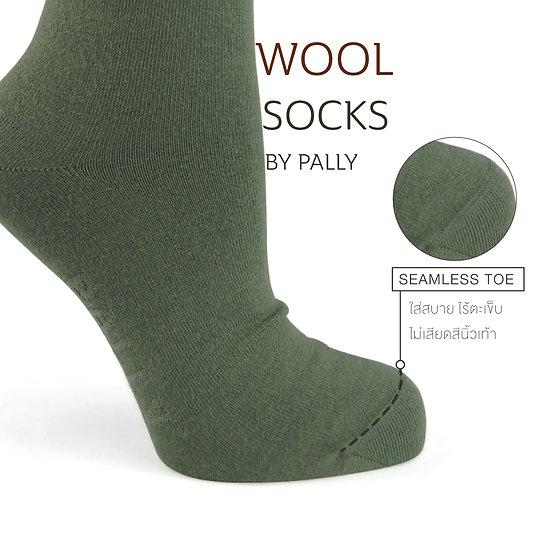ถุงเท้า ThermoCool Wool -Color Block
