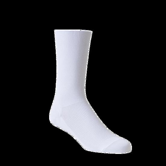 ถุงเท้านักเรียนสีขาว ข้อยาว Pally ไม่ย้วย ใส่สบาย