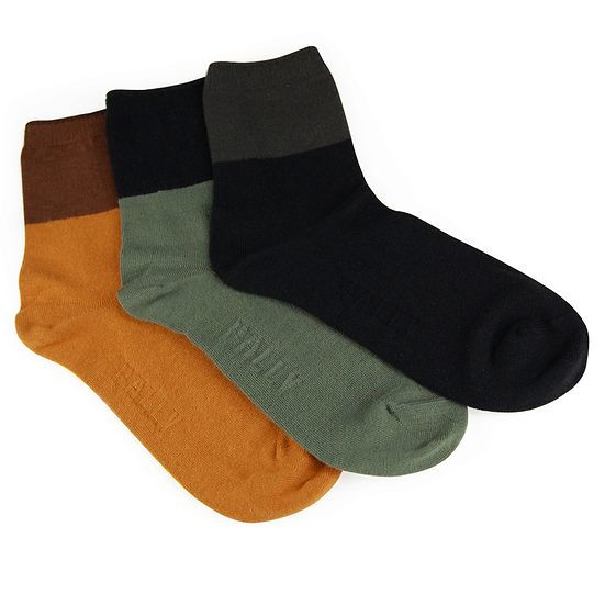 ถุงเท้าวูลกันหนาว ThermoCool Wool -Color Block