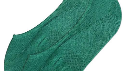 Emoo Classic Bamboo No Show Socks -Deep Cut Size 4-6