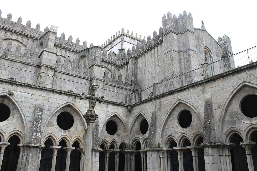 Se do Porto, Porto Cathedral, Porto, Portugal