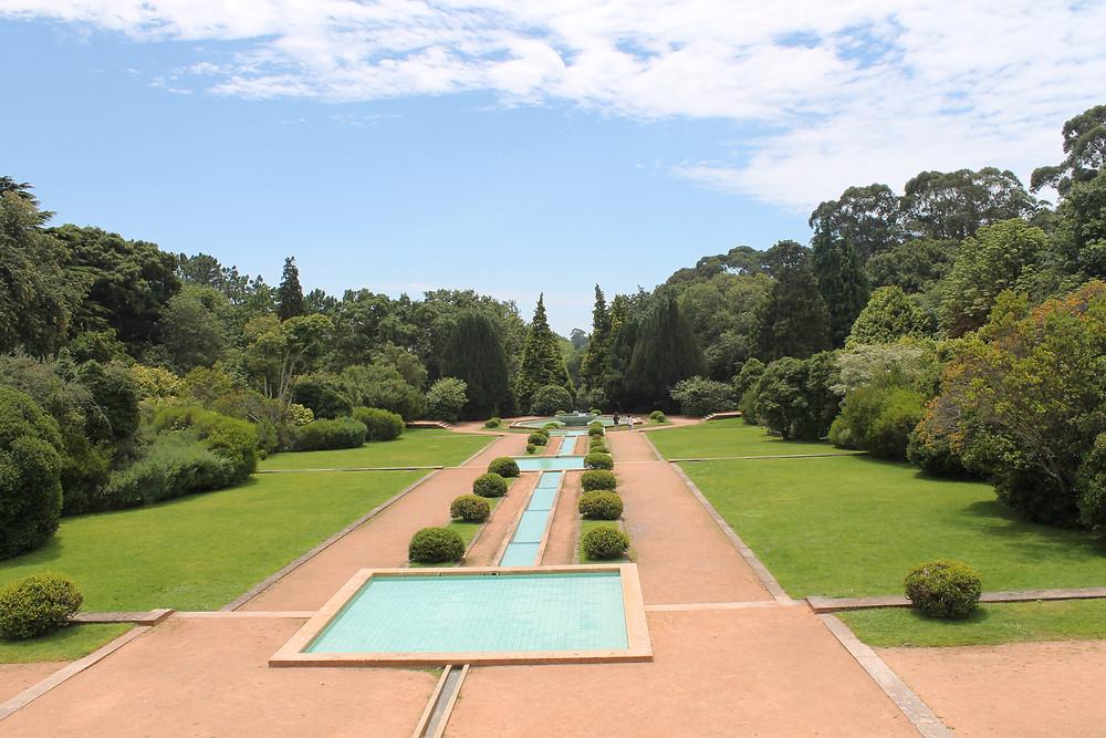 Serralves Museum & Serralves Gardens, Porto, Portugal