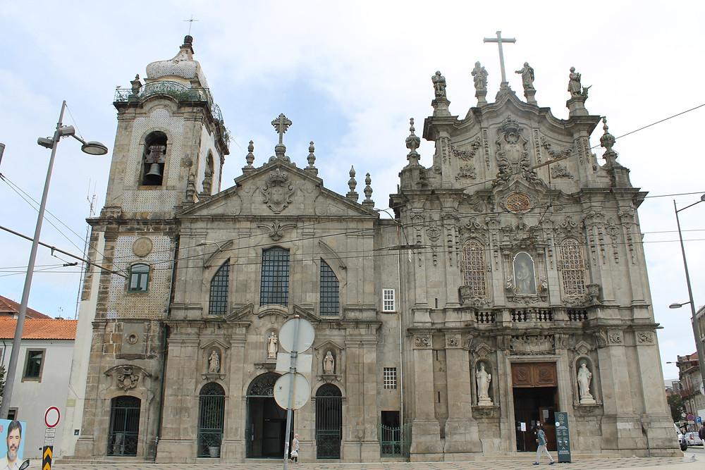 Igreja do Carmo and Igreja dos Carmelitos