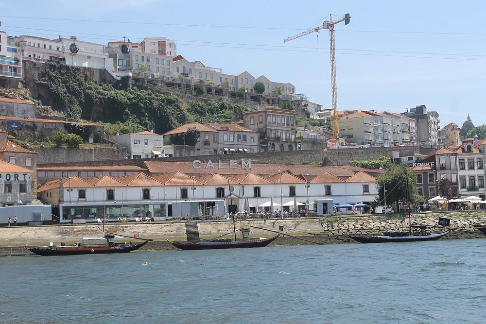 Calem Wine Cellar, Porto, Portugal