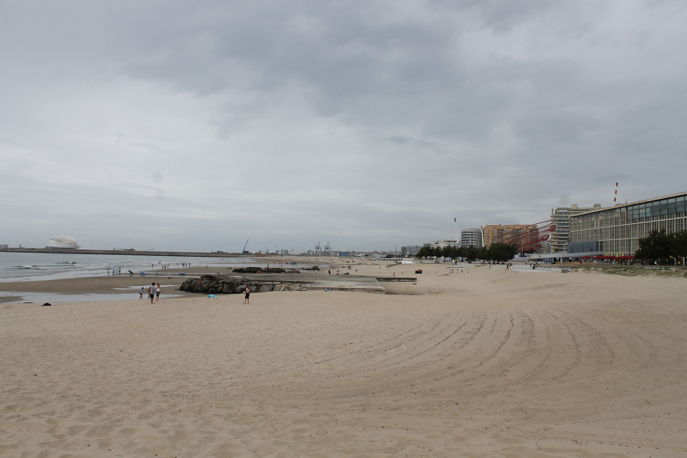 Praia International, Porto, Portugal