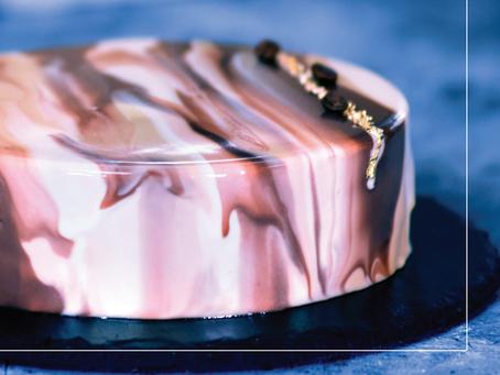 GF Raw Vegan Chocolate Kumquat Special Occasion Cake
