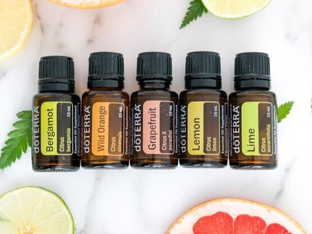 Must have oils and how to use them for Spring