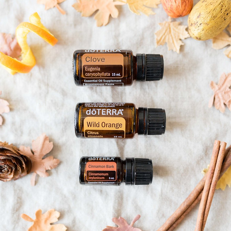 Fall in Love with Essential Oils