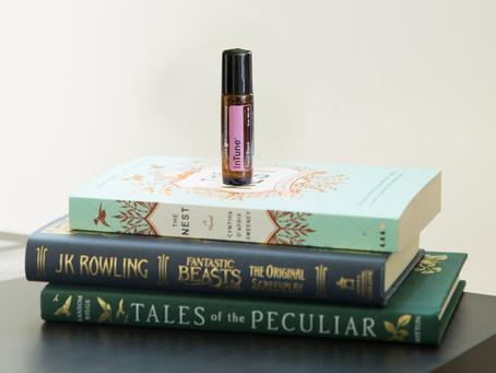 Essential Oils for Focus & Memory