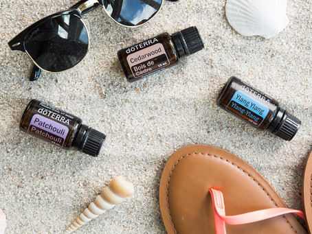 Summer Essential Oils You Need to Get Your Hands On