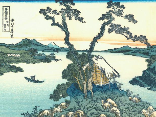 諏訪湖の弁天様復活 Project