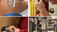 Introducing HOMEMASTER Handyman Services!