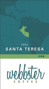 WEBBSTER Peru Coffee