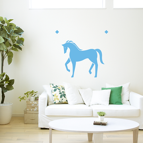 Horse, 12 Animal Sign (pu)