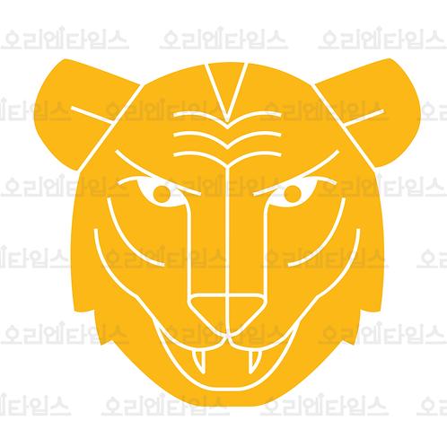 Tiger, 12 Animal Sign (pu)