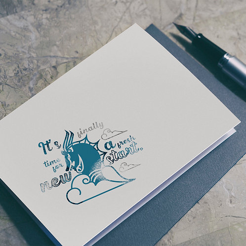 Wise Saying Seals illustration - Dragon