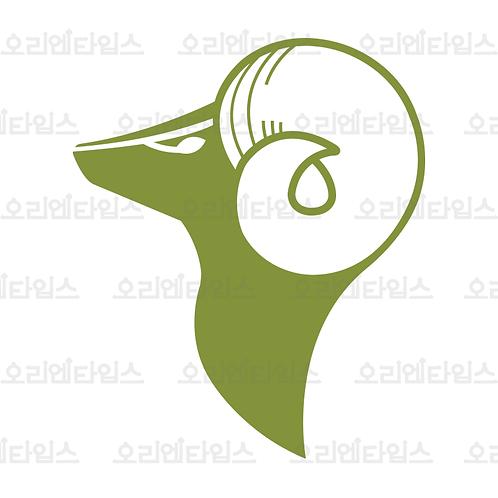 Ram, 12 Animal Sign (pu)