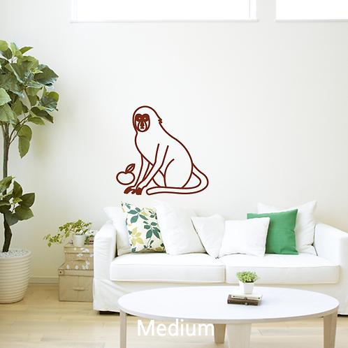 Monkey, 12 Animal Sign (pu)