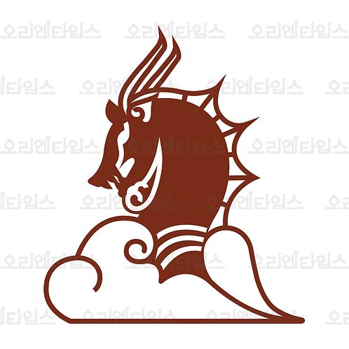 Dragon, 12 Animal Sign (pu)