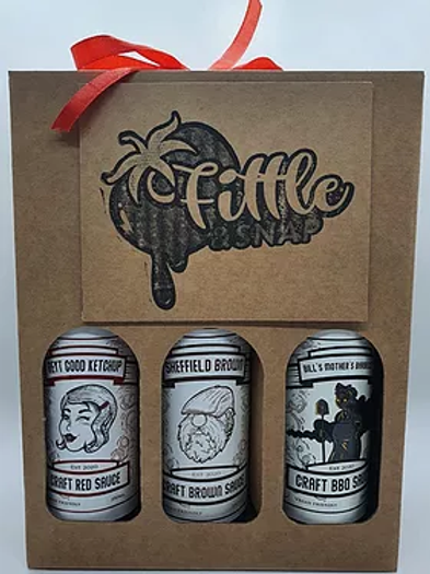 Fittle & Snap Gift Set