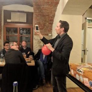 Tuliaisia Berliinistä - RAD Partner Meeting  2018
