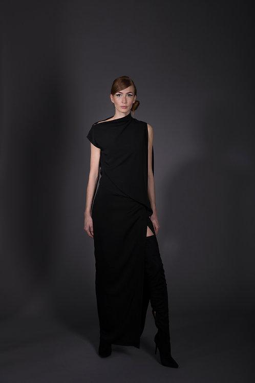 Black Battelship Dress