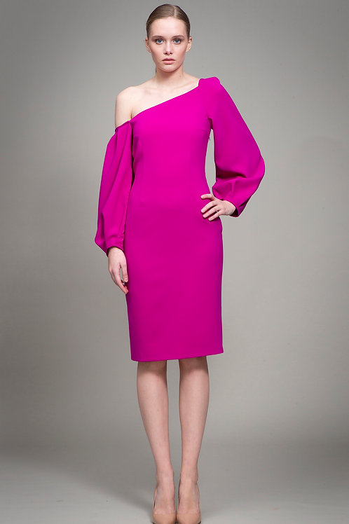 Fuchsia Tanja Dress