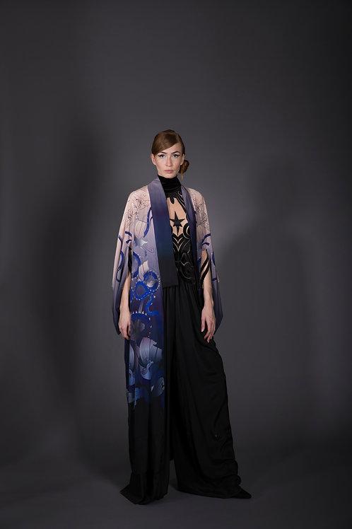 Journey to the Unknown Silk Kimono